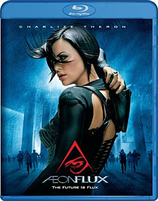 AEON FLUX BY THERON,CHARLIZE (Blu-Ray)